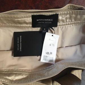 Banana Republic Skirts - NWT Banana Republic Leather Maxi Skirt